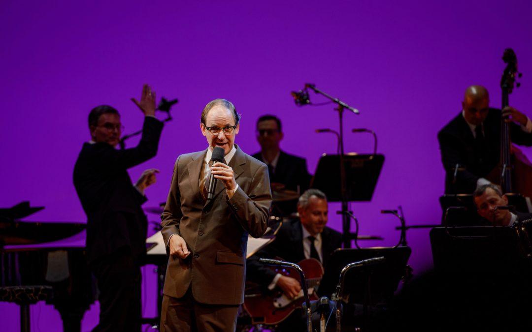 Helfried singt! PREMIERE am 21. März im Konzerthaus Klagenfurt