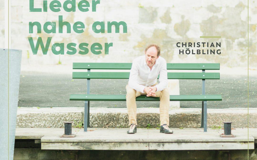 """Im Webshop erhältlich: CD """"Lieder nahe am Wasser"""""""