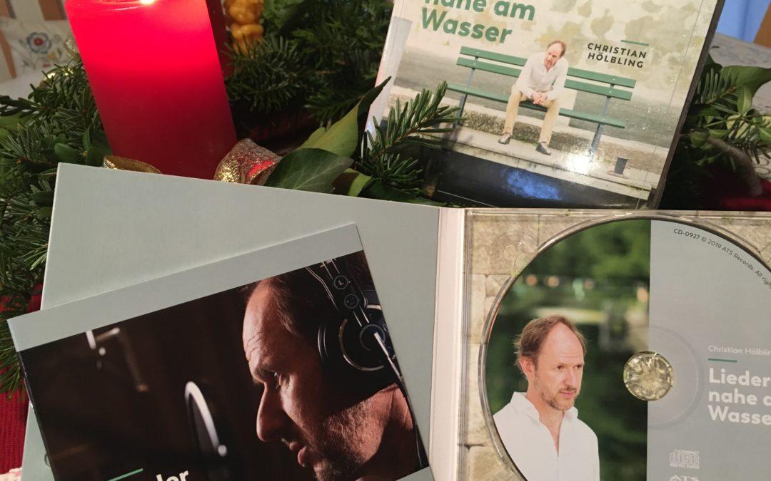 """Jetzt erhältlich: CD """"Lieder nahe am Wasser"""""""