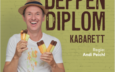 "Neues Kabarett-Solo: ""Deppendiplom"""